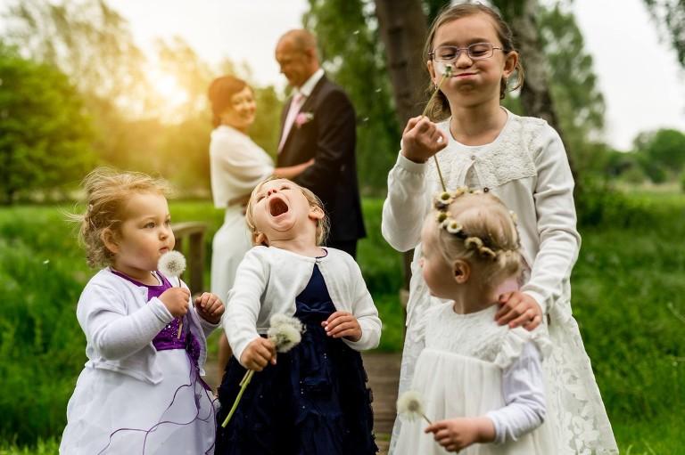 Das witzigste Foto aus einer Hochzeitsreportage